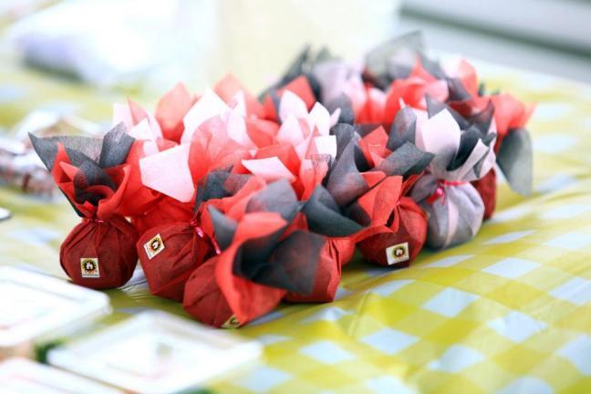 Furerro Rocher Meatballs
